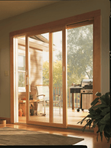 quality sliding patio door